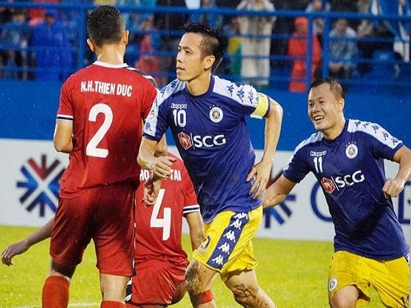 4 điểm nhấn trận B.Bình Dương 0-1 Hà Nội