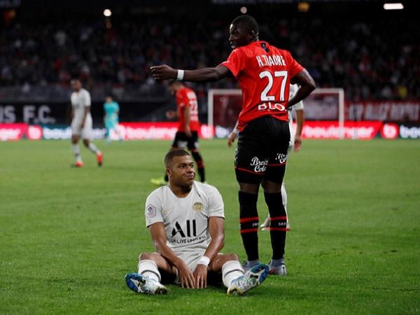 Rennes 2-1 PSG: ĐKVĐ Pháp ngã ngựa ở trận ra quân Ligue 1