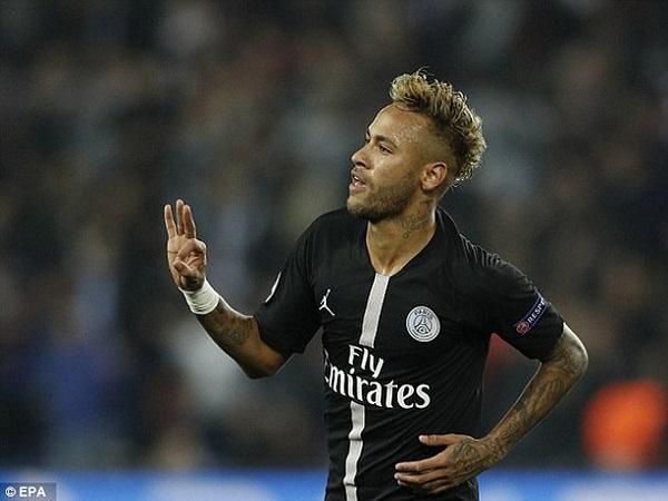 Sao PSG 'bóng gió' đuổi Neymar sang Barcelona