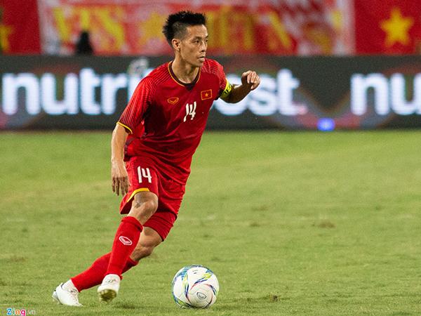 Tin bóng đá Việt Nam 23/9 : Văn Quyết vắng mặt ở ĐT Việt Nam