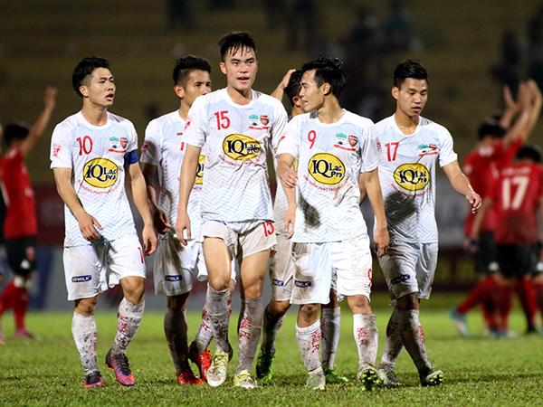 Điểm tin bóng đá Việt Nam 17/9 : HAGL trước nguy cơ xuống hạng