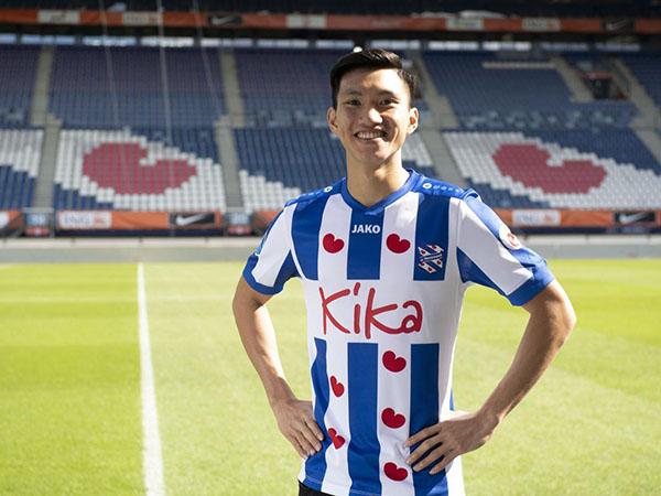 TIn bóng đá Việt Nam 22/9 : Văn Hậu nỗ lực thích nghi để sớm ra sân Hà Lan