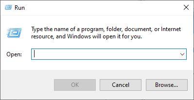 Cách hẹn giờ tắt máy tính đơn giản không cần phần mềm bước 1