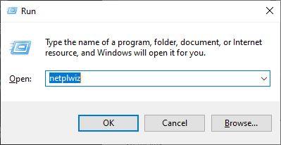 Hướng dẫn tắt mật khẩu đăng nhập Win 10 bước 1
