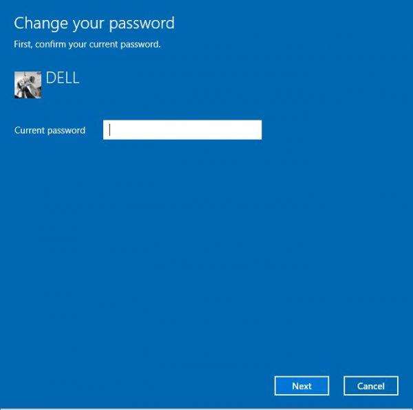 Xóa bỏ mật khẩu đăng nhập Win 10 bước 3