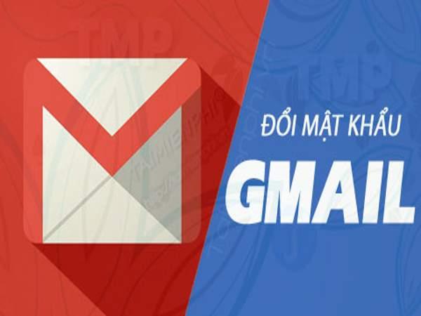 Cách đổi mật khẩu Gmail