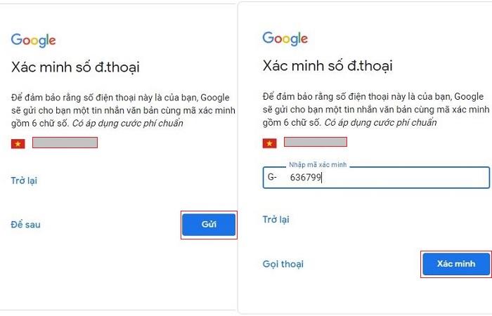Cách tạo tài khoản email Gmail trên máy tính dễ dàng - Bước 2