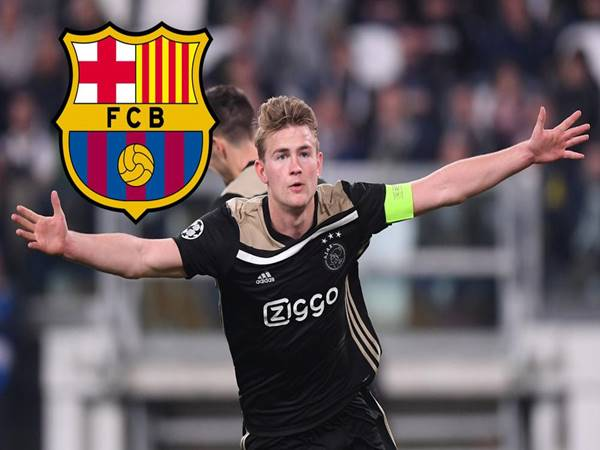 Tin chuyển nhượng 15/5: Barcelona giải cứu De Ligt