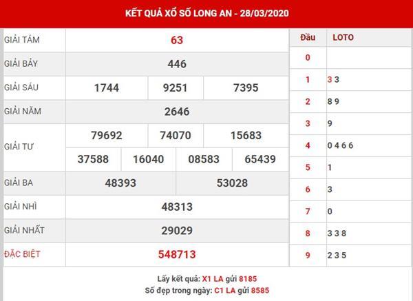 Dự đoán kết quả SXLA thứ 7 ngày 02-5-2020