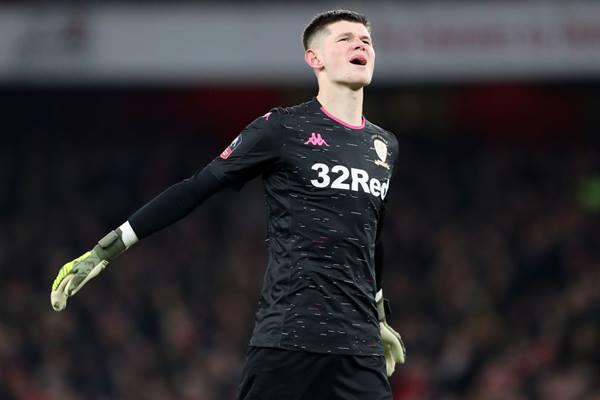 Tin chuyển nhượng 24/4: Leeds United ký bản hợp đồng đầu tiên với thủ thành Illan Meslier