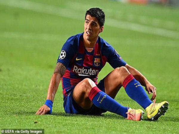Chuyển nhượng sáng 16/9: Luis Suarez hết cơ hội đến Juventus hè này
