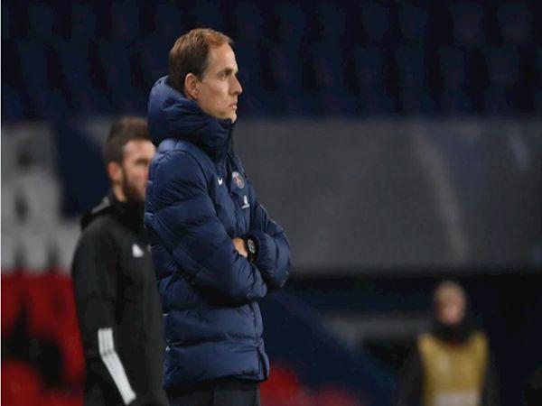 Bóng đá Pháp 21/10: HLV Thomas Tuchel giải thích lý do PSG thất bại