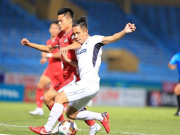 Bóng đá Việt Nam sáng 10/10: Viettel ngạiHà Nội FC