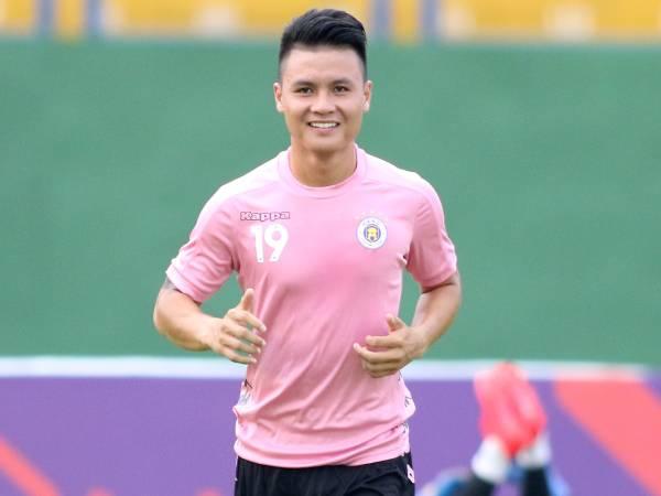 Bóng đá Việt Nam tối 21/12: Quang Hải, Tuấn Tài hồi phục