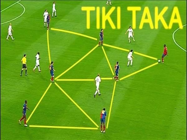 Tiki Taka là gì? Những điểm đặc biệt của chiến thuật