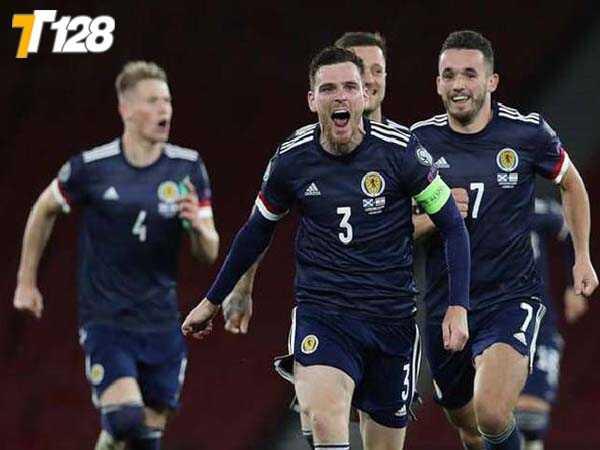 Sự xuất hiện của Scotland tại Euro 2021 đánh dấu sự trở lại sau 22 năm vắng bóng