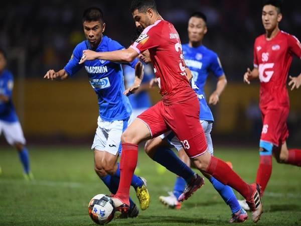 Thông tin trận đấu Than Quảng Ninh vs Viettel, 19h15 ngày 16/4