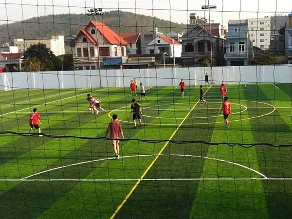 Sơ đồ, chiến thuật bóng đá 7 người trên sân mini hiệu quả nhất