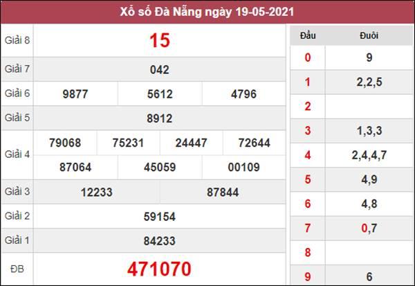 Dự đoán XSDNG 22/5/2021 thứ 7 chốt loto số đẹp
