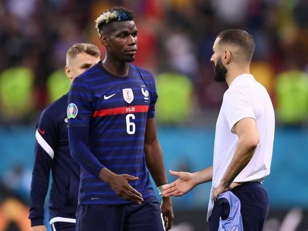 Bóng đá Pháp 2/7: Pavard đổ lỗi cho Pogba ở trận Pháp thua Thụy Sĩ