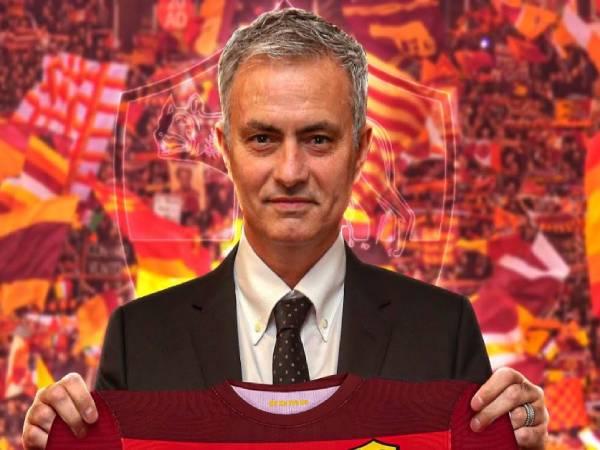 José Mourinho đội huấn luyện trong sự nghiệp HLV bóng đá