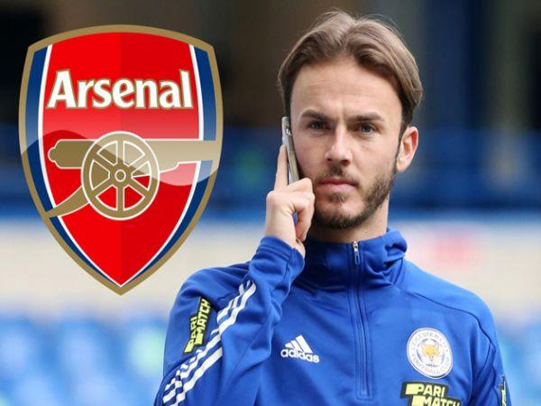 Chuyển nhượng trưa 4/8: Arsenal vẫn hi vọng mua được Maddison