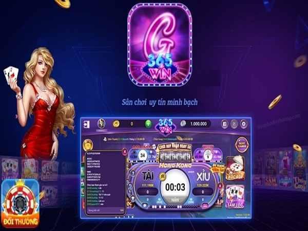 G365 - Đầu game đa dạng, phong phú và cập nhật thường xuyên
