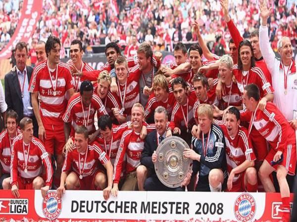 Câu lạc bộ Bayern Munich - Tìm hiểu về Hùm Xám Bayern Munich