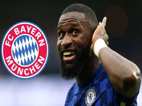 Chuyển nhượng chiều 28/9: Rudiger ký hợp đồng siêu khủng với Bayern